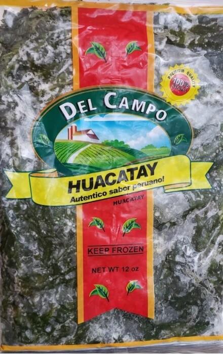 Peruvian- Huacatay Frozen Del Campo