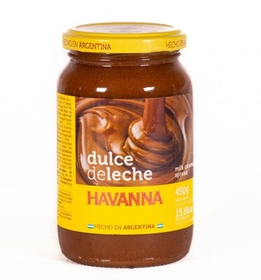 Dulce de Leche-HAVANNA -450gm