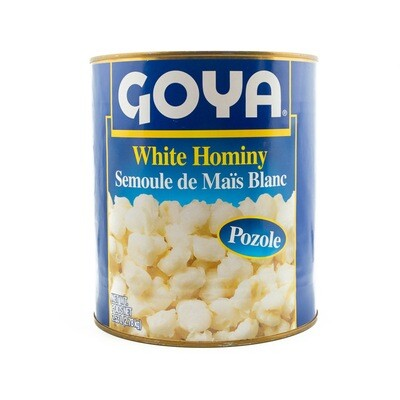 Maiz Pozolero - Goya White Hominy 2.78kg