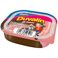 Duvalin Hazelnut & Strawberry 18pack