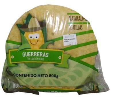 Tortilla Natural Nixtamal Premium