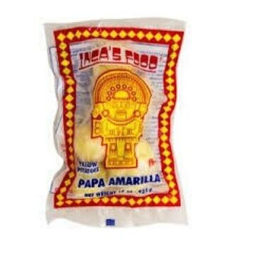 Inca's Food papa amarilla