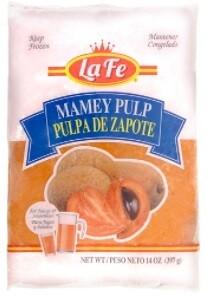 Frozen Pulp  Mamey -La Fey