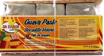Guava Paste -Bocadillo Veleno