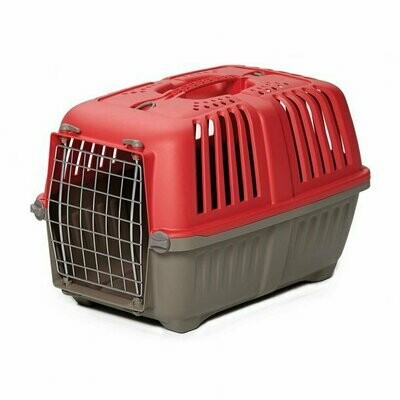 MW Spree Pet Carrier RED - Standard Cat 22