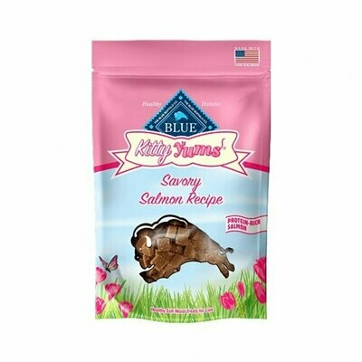 Blue Kitty Yums Salmon Treats 2oz