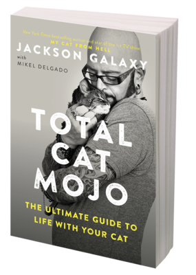 Total Cat Mojo Book by Jackson Galaxy