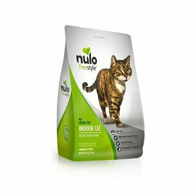 Nulo Duck & Lentils  Dry Cat Food 5#