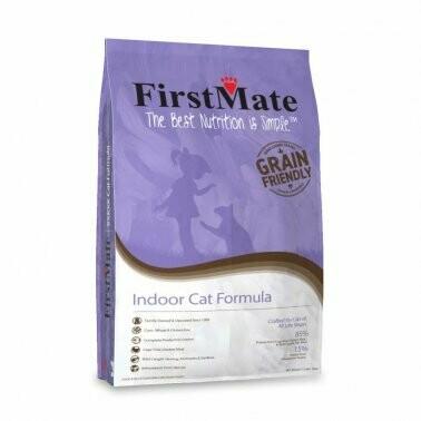 First Mate Indoor Cat Formula 13.2#