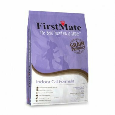 First Mate Indoor Cat Formula 13.2#