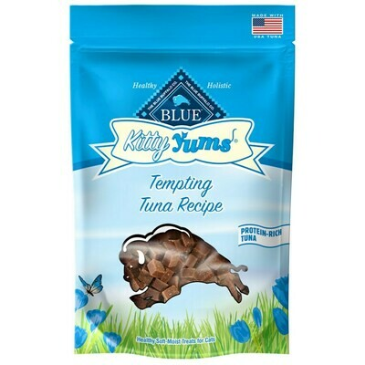 Blue Kitty Yums Tuna Treats 2oz