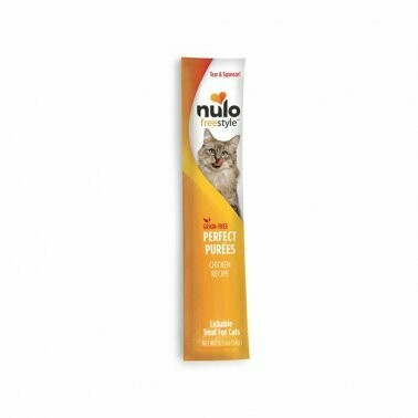 Nulo FreeStyle Perfect Purees GF Chicken Recipe 0.5oz Tube