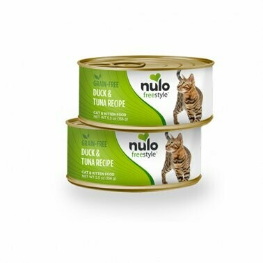 Nulo Duck & Tuna Wet 5.5oz