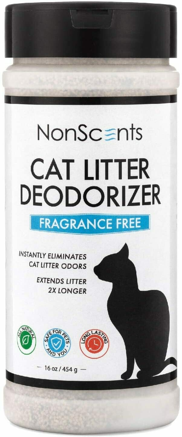 NonScents Cat Litter Deoderizer 16oz