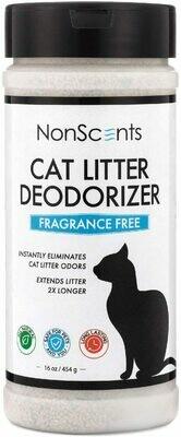 NonScents Cat Litter Deoderizer 16oz