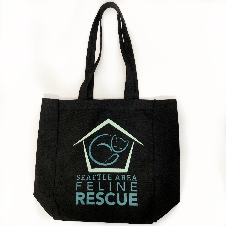 SAFe Rescue Logo Tote Bags