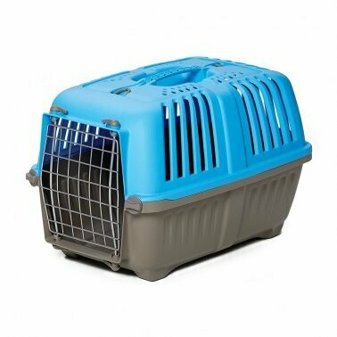 MW Spree Pet Carrier BLUE - Standard Cat 22