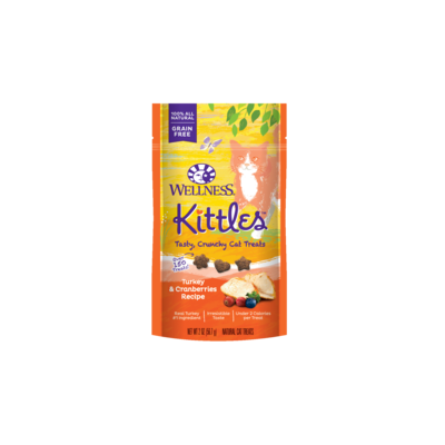 Wellness Kittles Turkey Cranberry Treats