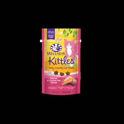 Wellness Kittles Salmon Cranberry Treat