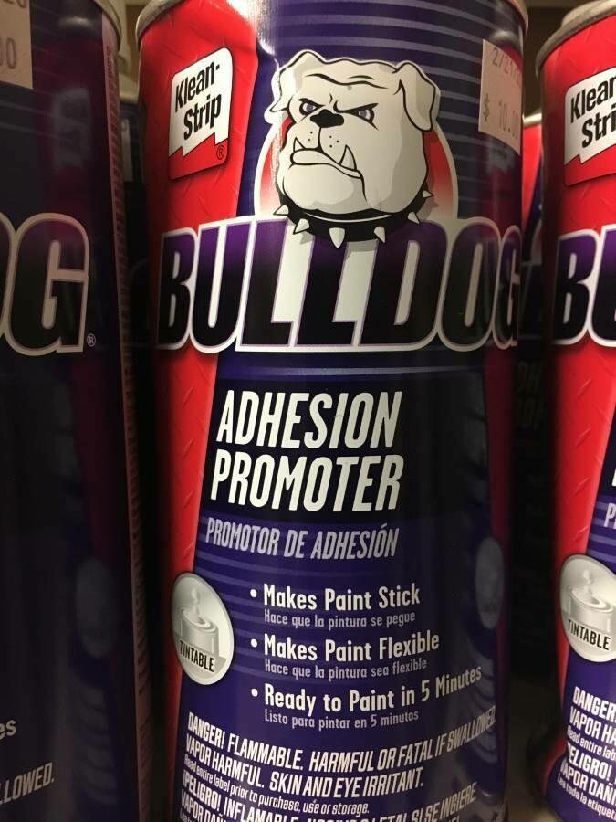 Klean-Strip Bulldog Adhesion Promoter