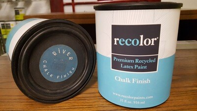 ReColor ReCycled Chalk Paint, quarts