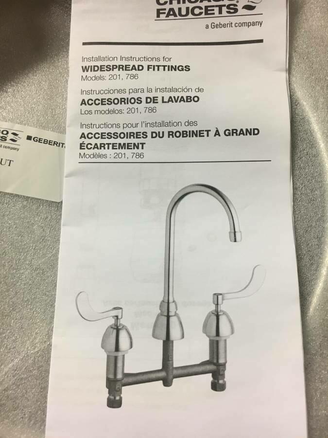 Kitchen Faucet, new