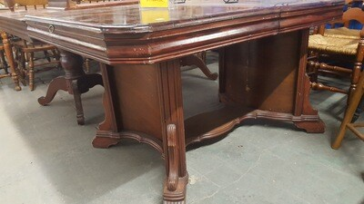 Antique Dining Table, no chairs