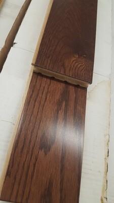 Red Oak Hardwood Flooring, 4