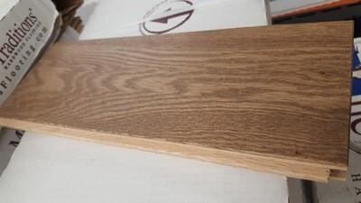 Red Oak Hardwood Flooring, Livesawn Barrel - 120 sq ft
