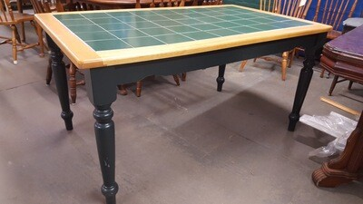 Kitchen Table, tile top, no chairs