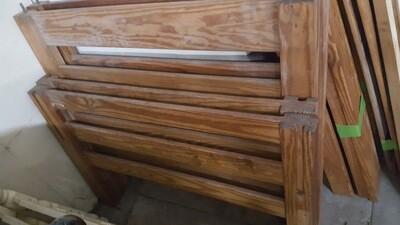 Bunk Bed, pine
