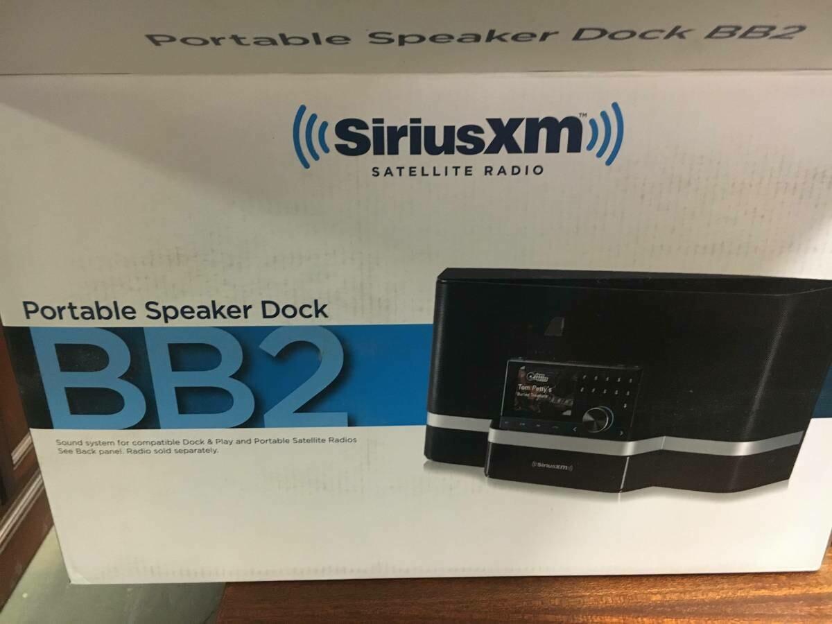 Portable Speaker Dock BB2