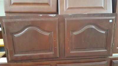Kitchen Cabinet, above fridge 36