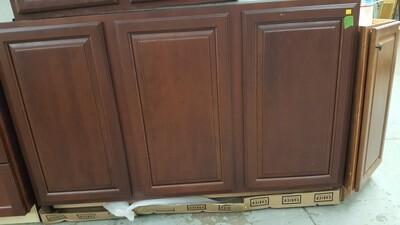 Kitchen Base Cabinet, brown, 60