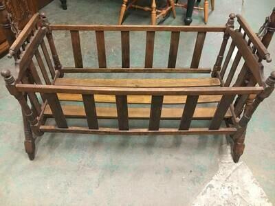 Antique Swing Cradle