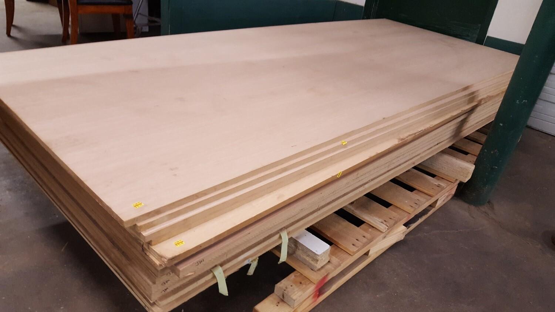 MDF Sheets with wood veneer