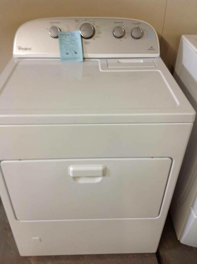 Whirlpool Dryer, gas