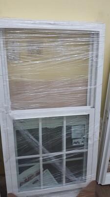 Harvey Window, 27.75 x 53.5 (WP-031) white