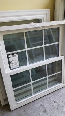 Harvey Window, 35.5 x 38.25 (WP-009) white