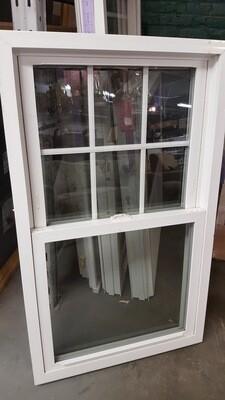 Harvey Window, 27.75 x 45.5 (WP-019) white