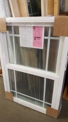 New Window, 31 3/4 X 45 1/4 (WA-009) white