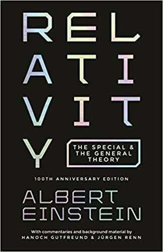 (NEW) Einstein, Albert - Relativity: The Special And The General Theory (100th Anniversary Edition)(Paperback)