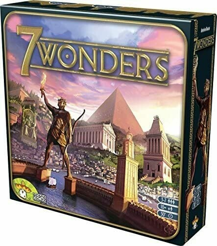 (NEW) 7 Wonders Strategy Game