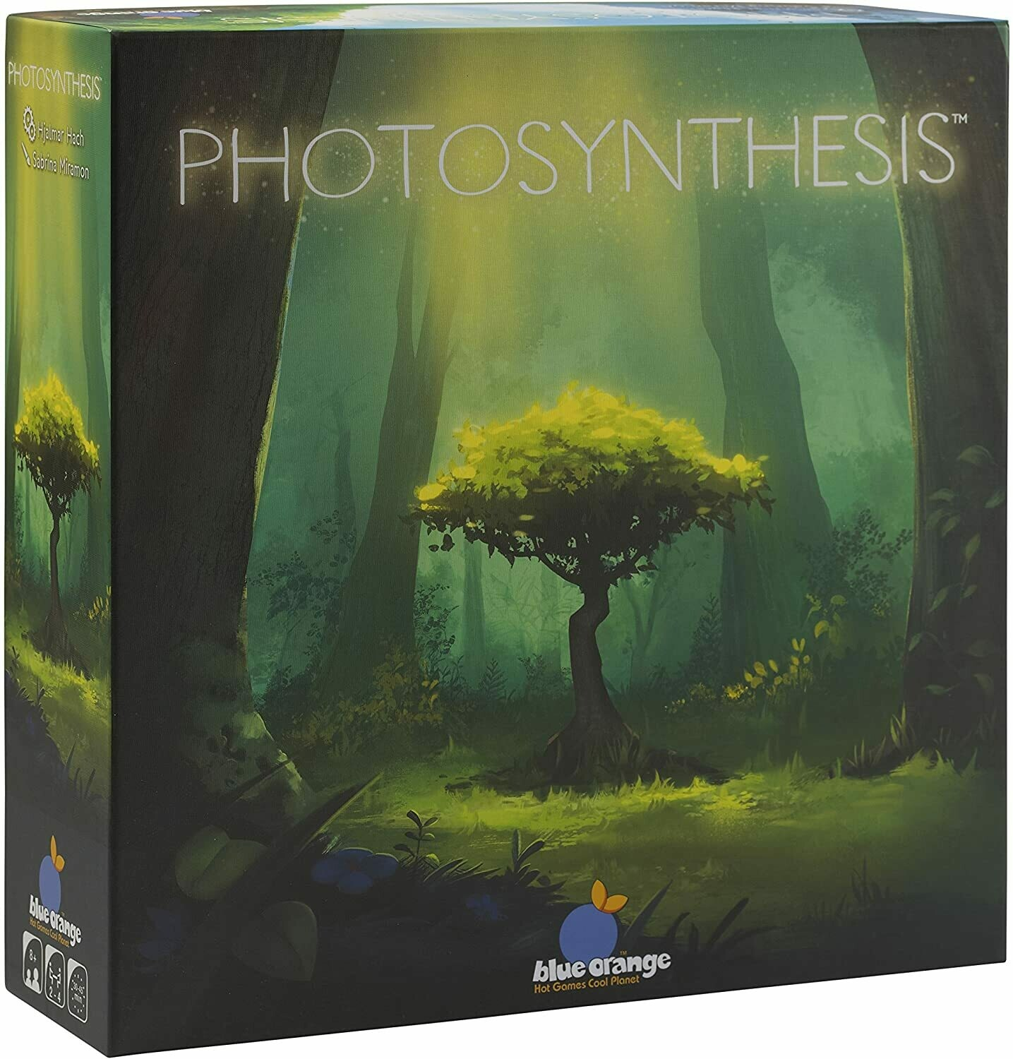 (NEW) Photosynthesis Strategy Board Game by Blue Orange Games
