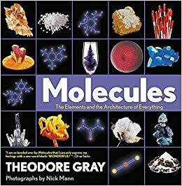 (NEW) Molecules: The Elements And The Architecture Of Everything by Theodore Gray
