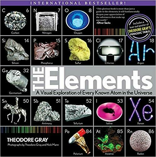 (NEW) The Elements: A Visual Exploration Of Every Known Atom In The Universe (Paperback) by Theodore Gray