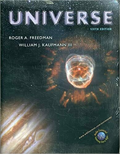 ((USED) Universe (With CD)(Sixth Edition)(Paperback) by Roger A. Freedman & William J. Kaufmann III
