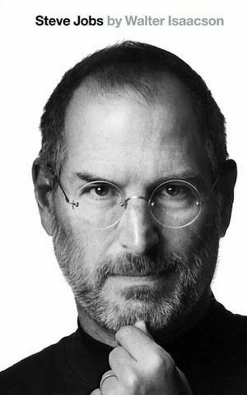 (USED) Steve Jobs (Hardcover) by Walter Isaacson