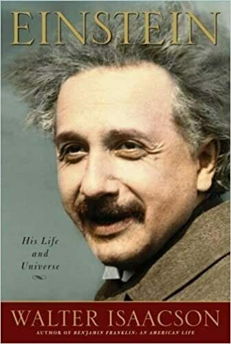 (USED) Einstein: His Life And Universe (Hardcover) by Walter Isaacson
