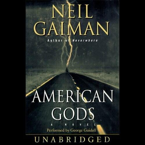(USED) American Gods (Paperback) by Neil Gaiman